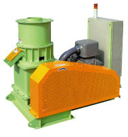 Pelletizers: Wood Pellet-Making Machines
